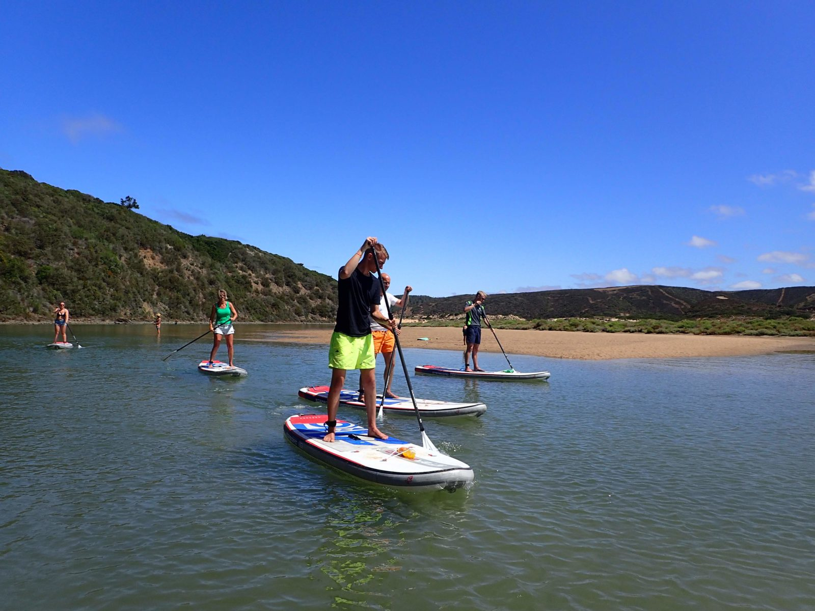 sup paddle portugal rent