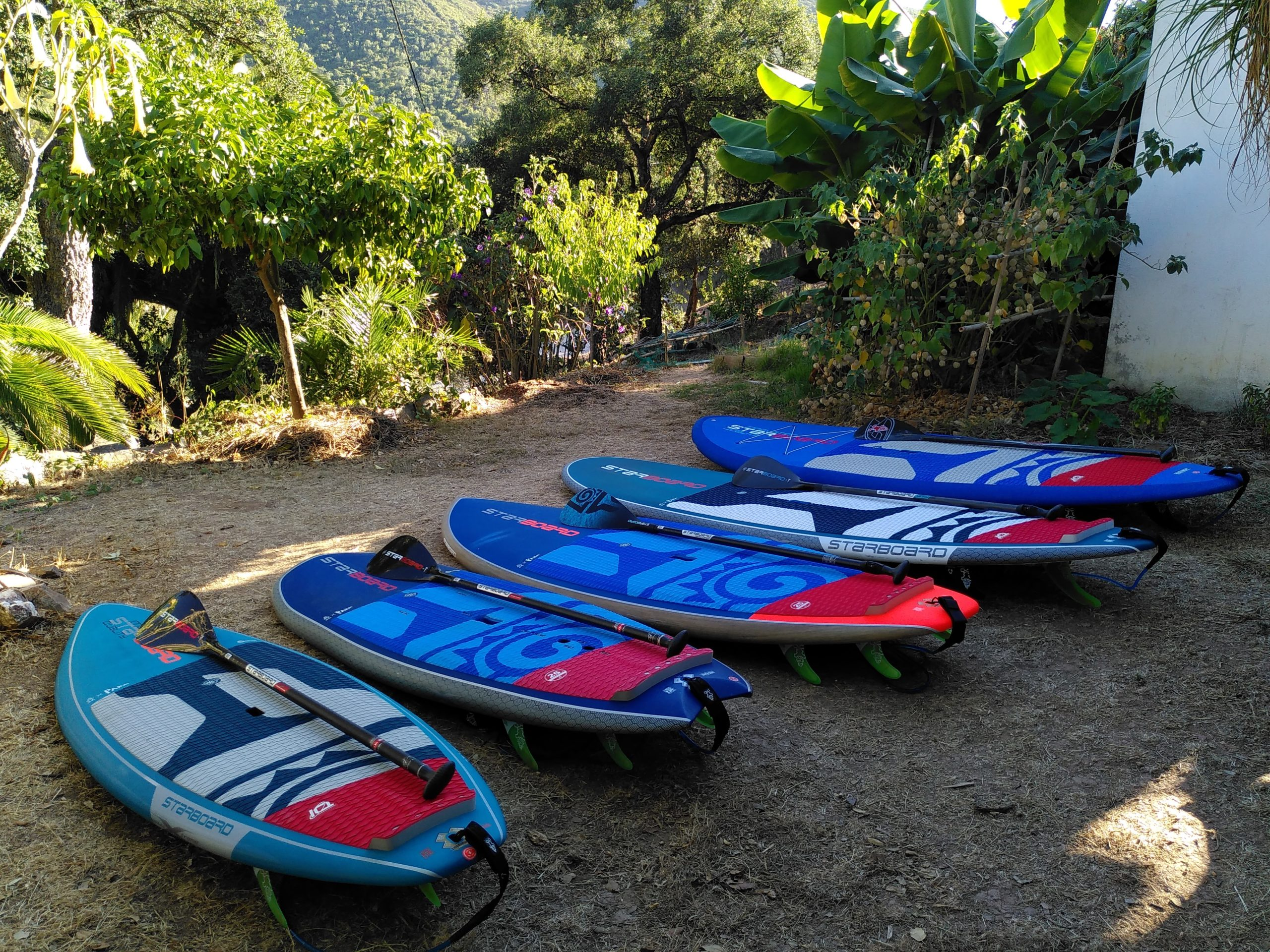 sygma sup school quiver starboard